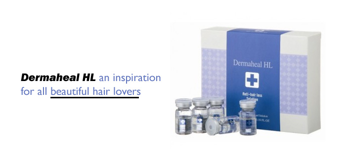 Dermaheal HL, an inspiration for all beautiful hair lovers
